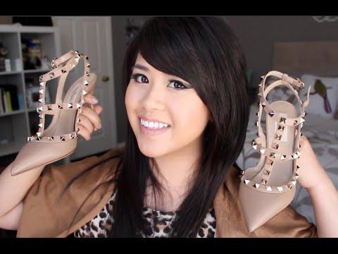Valentino Slingback Pump Shoes Review