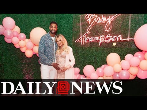 Khloe Kardashian and Tristan Thompson welcome baby girl