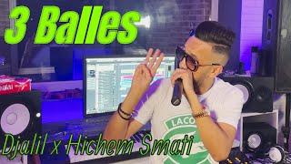 Djalil & Hichem Smati - Jiboli 3 Balles - Clip Studio 2021 جليل و هشام سماتي