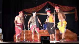 Yakshagana – Kalidasa With A Touch Of Flute – Part 7