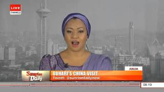 Natasha Akpoti Speaks On The State Of Nigeria's Economy Pt.1