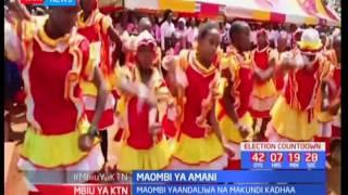 Maombi  yaandaliwa na makundi kadhaa Kenya kwa ajili ya amani wakati wa uchaguzi
