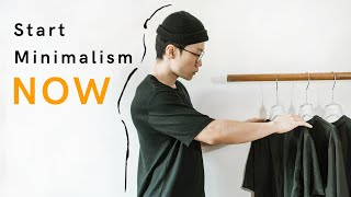 9 Baby Steps To Becoming A Minimalist   Actionable Steps to Start Minimalism