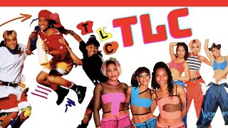 TLC Style Evolution and Influence on 90's Style, Hip Hop Fashion and Streetwear
