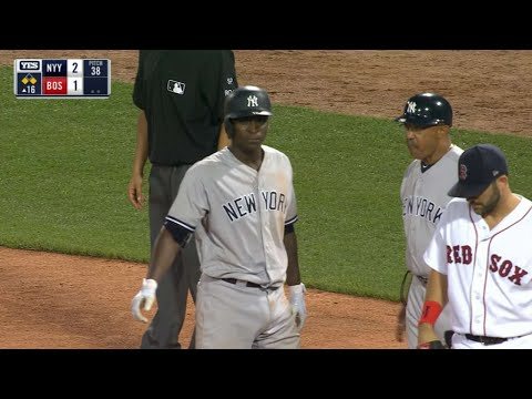 7/15/17: Yankees score three in the 16th for wild win