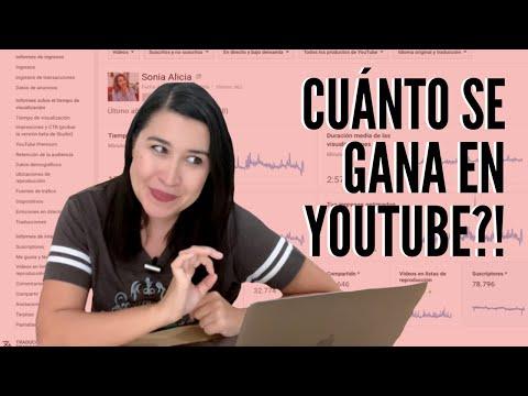 Esto Es Lo Que Realmente Gana Un Youtuber