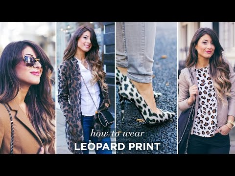 Download How To Wear Leopard Print | Mimi Ikonn HD Mp4 3GP Video and MP3
