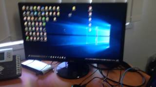 How to adjust 2nd Monitor from Right to Left