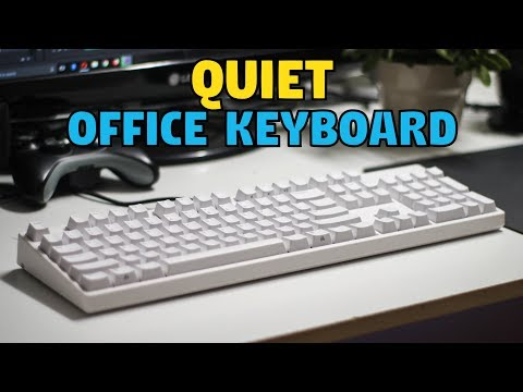 iKBC MF108 RGB ALUMINIUM Mechanical Keyboard - Unboxing