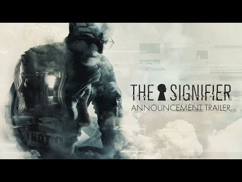 The Signifier - A Tech-noir Mystery Game Coming Soon to PC - Announcement Trailer de The Signifier