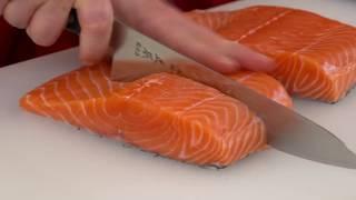How to pan sear salmon - best method | Kholo.pk