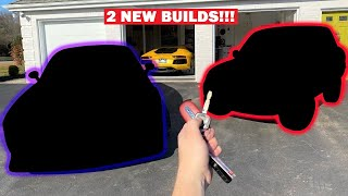 BUYING 2 NEW CARS For My Weird Collection!!! *120HP and 800HP*