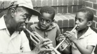 """Louis Armstrong """"That Lucky Old Sun"""""""