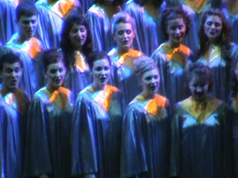 Purdue Christmas Show 2008 - Peace, Peace/Silent Night