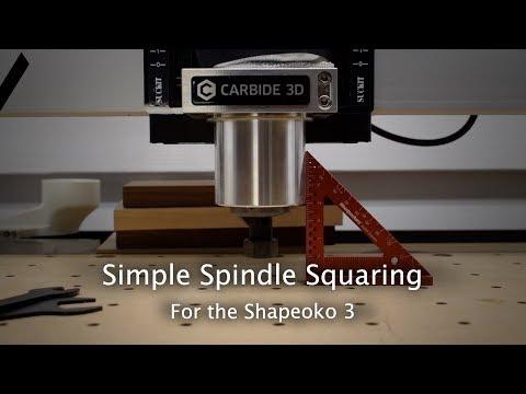 Shapeoko Touch Probe Alternative