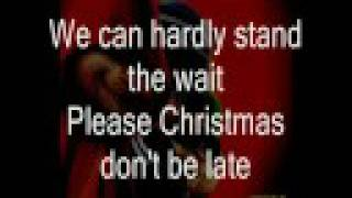 'Hula-Hoop Christmas'  +Lyrics Alvin & the Chipmunks