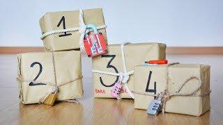 ¿¡QUÉ!? ¡Unboxing IMPOSIBLE lleno de ACERTIJOS! | Unboxing #272