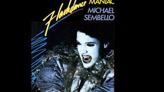 Michael Sembello ~ Maniac 1983 Disco Purrfection Version