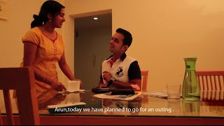 Malayalam Short film 2015 - TIRED (With English Subtitles) | സൂക്ഷിച്ചാൽ ദുഖികേണ്ടി വരില്ല ..