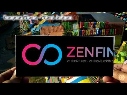 Video Behind The Scene video pembuatan Scan AR Undangan Zenfinity 2017