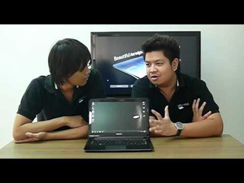 [รีวิว] Notebook Samsung Series 9 สุดบาง