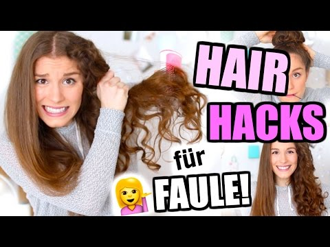 Wie dem Haarausfall ins Heim die Bedingungen zu entgehen