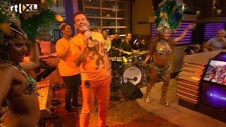 Gerard Joling - Rio - RTL LATE NIGHT