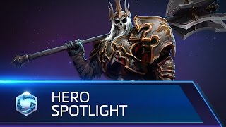 Leoric Spotlight – Heroes of the Storm
