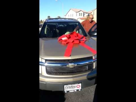 Surprising My Mom And Dad With A Car This Christmas 2013 Mp3