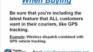 Courier Software from Courier Complete