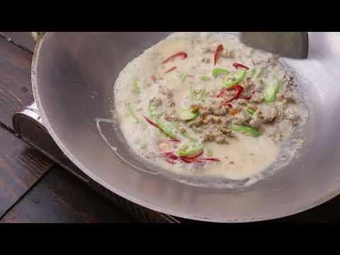 Preserved Soy Bean Dip Pork – Thai Recipe Cooking   Original Thai Food