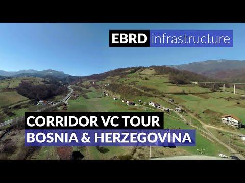 Jedan od najvećih građevinskih projekata u istoriji BiH u 360 stepeni (VIDEO)