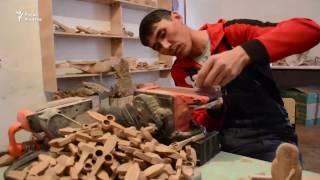 Школа ремесел в Кызылординской области