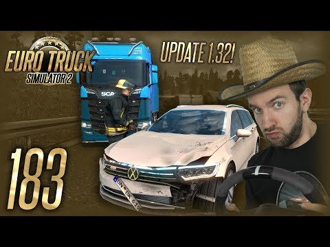 TO BYLO O FOUS! | Euro Truck Simulator 2 #183
