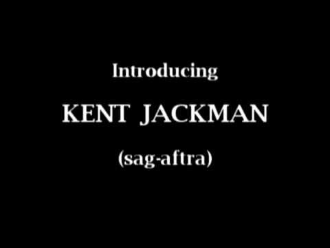 Select dramatic & comedic TV-FILM scenes featuring actor KENT JACKMAN