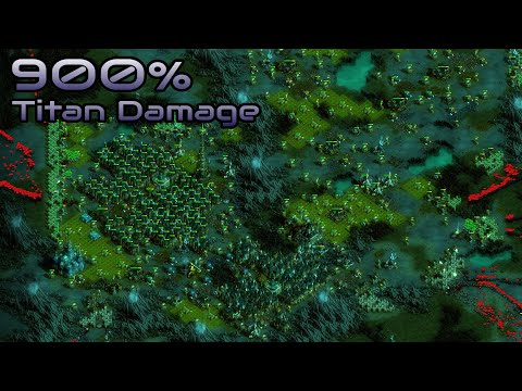They are Billions - 900% No Pause - Titan damage