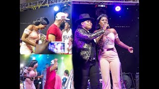 Aww!! Joyce Blessing calls Yaa Jackson on stage and this happens...