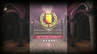 WOE Conference 2018