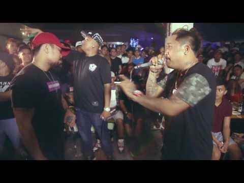 Bahay Katay - Lil John Vs Harlem - Rap Battle @ El Katay Tres