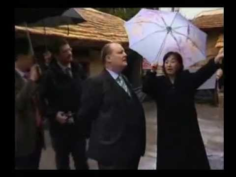 Corea del Nord - Telegiornale Parte 1