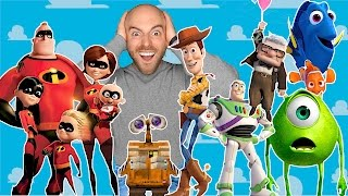10 Pixar Movie Theories to Blow Your Mind!