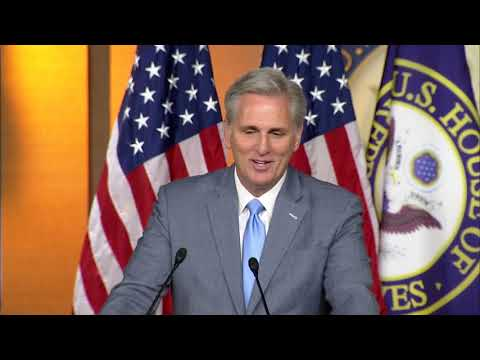 THEY WON'T STOP: Kevin McCarthy Says Democrats Want To DESTROY President Trump