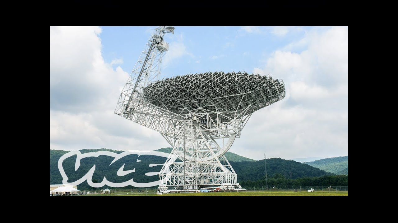The Massive Radio Telescope That Peers Into The Universe's Darkest Corners