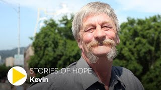 Kevin's Story of Hope: From Homeless Veteran to Community