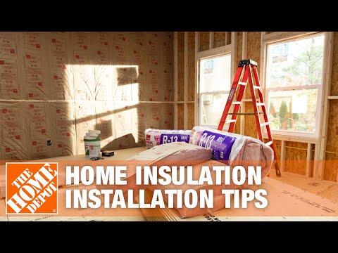 Home Insulation: Attic, Wall & Basement Installation Tips