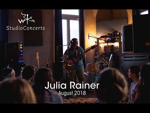 Julia Rainer - Weathervane Studio Concert