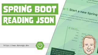How to read JSON data in Spring Boot and write to a database