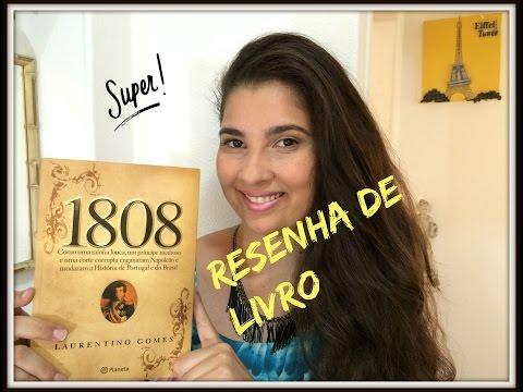 RESENHA DE LIVRO - 1808