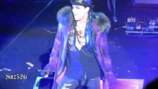 Adam Lambert Voodoo/DTRH/ROF San Francisco 072510.m4v