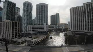 """DJI FPV Drone Flying over Downtown Miami - Episode 3 """"4K"""""""